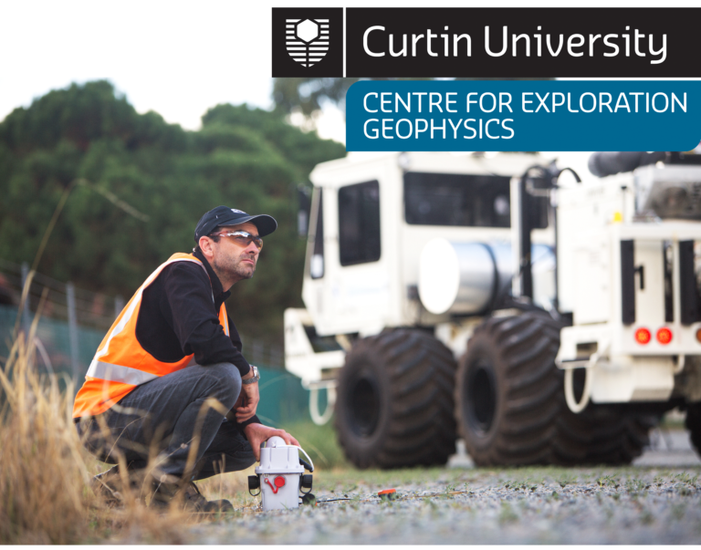 Centre for Exploration Geophysics home page banner